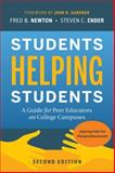 Students Helping Students : A Guide for Peer Educators on College Campuses, Ender, Steven C. and Newton, Fred B., 0470452099