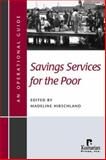 Savings Services for the Poor, , 1565492099
