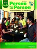 Person to Person, Jack C. Richards and David Bycina, 0194302091