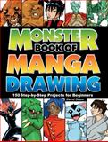 Monster Book of Manga Drawing, David Okum, 1440332096