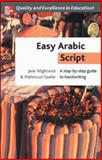 Easy Arabic Script, Jane Wightwick, 0071462090