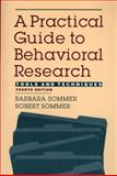 A Practical Guide to Behavioral Research 5th Edition