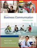 Business Communication, Locker, Kitty O. and Kaczmarek, Stephen Kyo, 0072932104