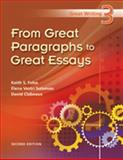 Great Writing 3, Folse, Keith and Solomon, Elena Vestri, 1424062101