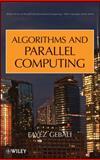 Algorithms and Parallel Computing, Gebali, Fayez, 0470902108