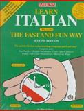 Learn Italian the Fast and Fun Way Book, Danesi, Marcel, 0764102109