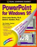 PowerPoint for Windows 95, David Gardner, 0761502106