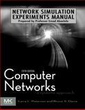 Network Simulation Experiments Manual, Aboelela, Emad, 0123852102