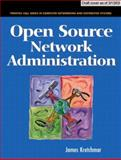 Open Source Network Administration, Kretchmar, James, 0130462101