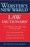 Webster's New World Law Dictionary, Susan Ellis Wild and Jonathan Wallace, 0764542109