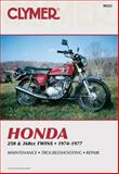 Honda 250-360cc Twins, 1974-1977, Eric Jorgensen and Penton Staff, 0892872101