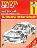 Haynes Toyota Celica 1986-1995, Haynes Publications Staff, 156392210X
