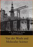Van der Waals and Molecular Science 9780198552109