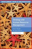 Strategy and Human Resource Management, Boxall, Peter and Purcell, John, 140399210X