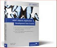 ABAP Objects : Application Development from Scratch, Franz, Thorsten and Trapp, Tobias, 1592292119