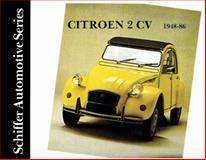 Citroen 2 CV, with Dyane, Ami 6, Mehari, 1948-1986, Walter Zeichner, 0887402119