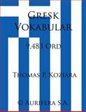 Gresk Vokabular, Thomas Koziara, 1500652113