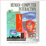 Human-Computer Interaction, Dix, Alan J. and Finlay, Janet E., 0134372115