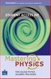 Student Access Kit for MasteringPhysics for Algebra-Based Physics, Pritchard, David, 0805382119