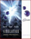 Simulation Using Promodel, Harrell, Charles R. and Ghosh, Biman K., 0073112119