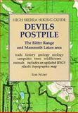 High Sierra Hiking Guide to Devils Postpile, Ron Felzer, 089997211X