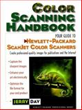 The Color Scanning : Your Guide to Hewlett Packard Scanjet Color Scanners, Day, Jerry B. and Hewlett-Packard Staff, 0133572110