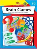 Brain Games, Pat Howard, 0742402118