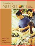 Perspectives in Nutrition, Wardlaw, Gordon M. and Hampl, Jeffrey S., 0072442123