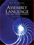Assembly Language for X86 Processors, Irvine, Kip R., 013602212X