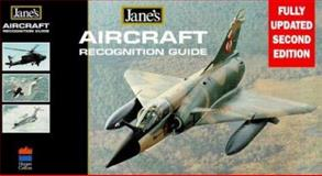 Jane's Aircraft Recognition Guide, Jane's Information Group Staff and David Rendall, 0004722124