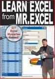 Learn Excel from Mr. Excel, Bill Jelen, 1932802126