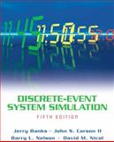 Discrete-Event System Simulation, Banks, Jerry and Carson, John, II, 0136062121