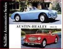 Austin-Healey 100-4, 100-6, 3000 and Sprite Mk. I-IV, 1953-1972, Walter Zeichner, 0887402127