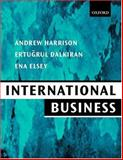 International Business : Global Competition from a European Perspective, Harrison, Andrew and Dalkiran, Ertugrul, 0198782136