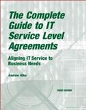 Complete Guide to IT Service Level Agreements 9781931332132