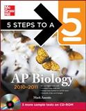 AP Biology 2010-2011 : 5 Steps to a 5, Anestis, Mark, 007170213X