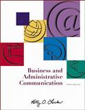 Business and Administrative Communication with CD and E-text, Locker, 0072472138