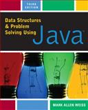 Data Structures and Problem Solving Using Java 9780321322135