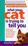 What Your Cat Is Trying to Tell You, John M. Simon, 0312182139