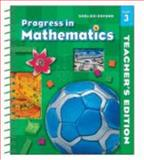 Progress in Mathematics 2006, William H. Sadlier Staff, 0821582135