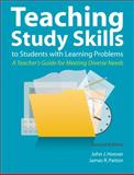 Teaching Study Skills to Students with Learning Problems : A Teacher's Guide for Meeting Diverse Needs, Hoover, John J. and Patton, James R., 1416402136