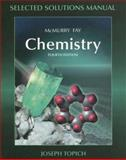 Chemistry Selected Solutions Manual, Pearson, 0131402145