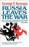 Russia Leaves the War, George F. Kennan, 0393302148