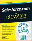 Salesforce.com for Dummies, Wong, Tom and Kao, Liz, 1118822145