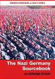 The Nazi Germany Sourcebook : An Anthology of Texts, Stackelberg, Roderick, 0415222141