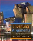 Inventing Arguments, Mauk, John and Metz, John, 1305092147