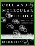 Cell and Molecular Biology : Concepts and Experiments, Karp, Gerald and Pruitt, Nancy L., 0470042141