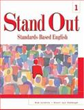 Stand Out 1 : Standards-Based English, Jenkins, Rob and Sabbagh, Staci Lyn, 0838422144