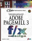Adobe Pagemill 3 Design Guide, Gray, Daniel, 1576102149