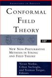 Conformal Field Theory, Yavuz Nutku and Cihan Saclioglu, 0813342147